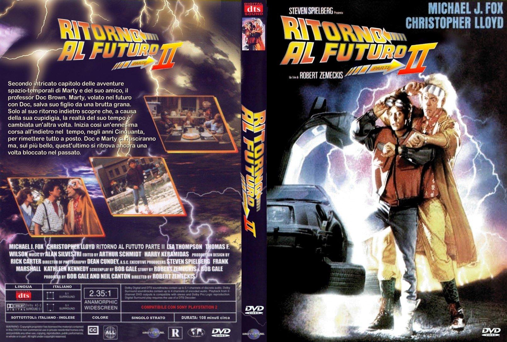 Ritorno al futuro parte ii film consigliati